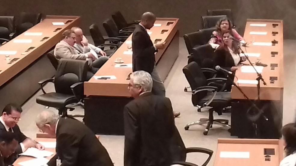 Alepe tem 49 parlamentares (Foto: Ricardo Novelino/G1)