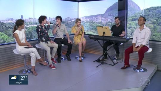 O musical norte-americano 'O Despertar da Primavera' volta aos palcos do Rio depois de 10 anos