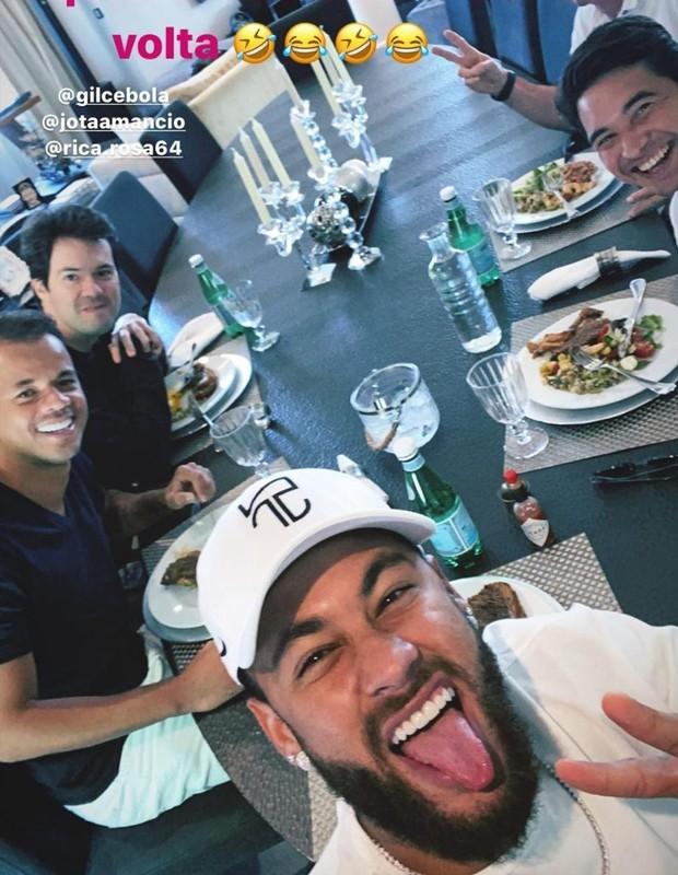 Neymar Parças