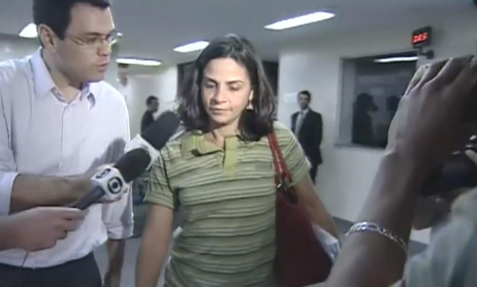 Adriana Villela — Foto: Reprodução/TV Globo