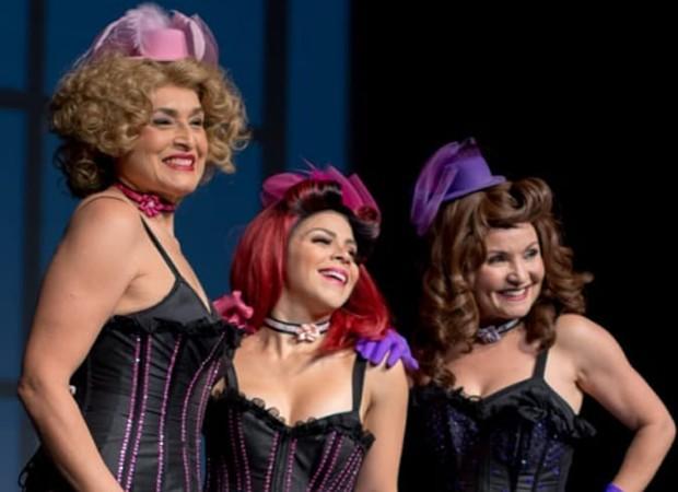 Espetáculo Os Monologos da Vagina (Foto: Foto:  Divulgação)