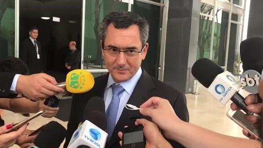 Eduardo Guardia almoça com ministros do STF e defende continuidade das reformas