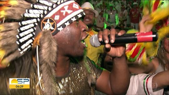 Mocidade Alegre: veja a letra do samba-enredo do carnaval 2019 em SP