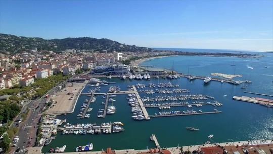 Etapa de Cannes vai trazer glamour da Côte d'Azur para o Mundial de Corrida Aérea