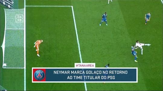 Mesmo após golaço, Leonardo diz que não está tudo resolvido na relação de Neymar com o PSG