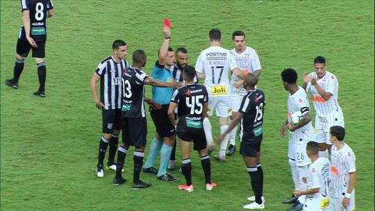 Sem Thiago Galhardo, Ceará se reapresenta mirando decisão contra o Botafogo