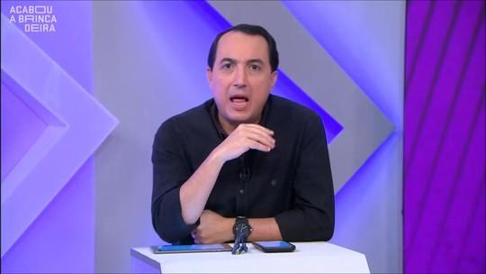 Acabou a brincadeira: Cereto e Cléber Machado debatem se imprensa derruba técnico