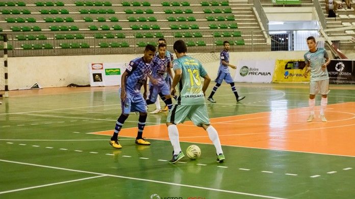 Equipe desrespeita regulamento e é excluída da Liga Paraibana de Futsal  84f91fec0e151