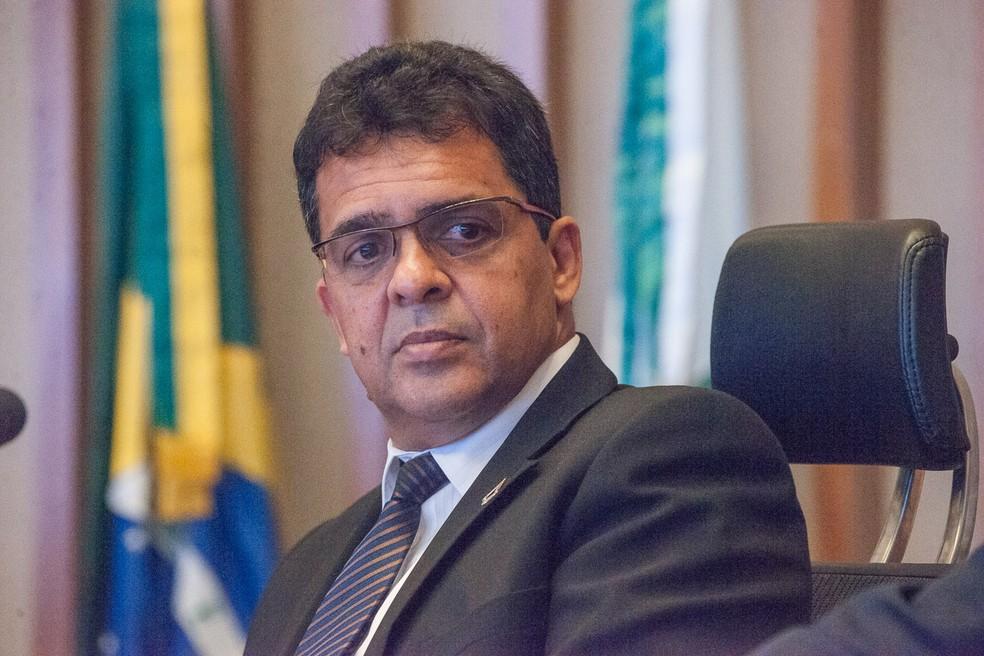 Deputado distrital Ricardo Vale (PT) (Foto: Silvio Abdon/CLDF/Divulgação)