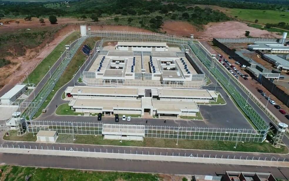 Novo presídio estadual de Formosa terá capacidade para 300 presos (Foto: DGAP/Divulgação)