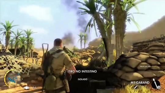 Detonado de Sniper Elite 3: veja como zerar o violento jogo de tiro