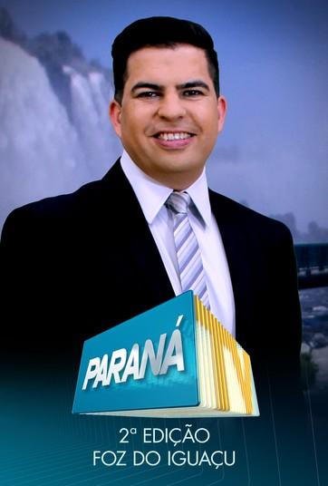 Paraná TV 2ª edição – Foz do Iguaçu