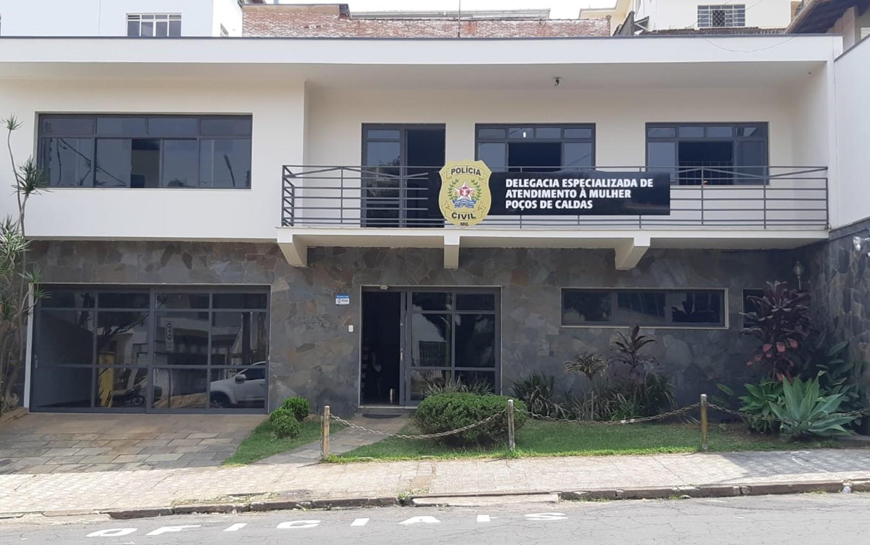 Delegacia Especializada de Atendimento à Mulher é inaugurada em Poços de Caldas, MG