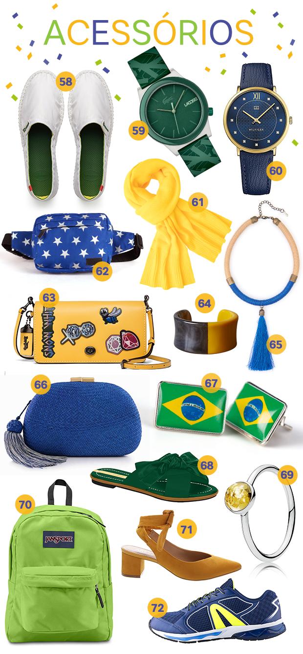 Copa do Mundo: 72 produtos para curtir o jogo em grande estilo (Foto: Divulgação)