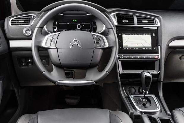 Citroën C4 Lounge 2018 (Foto: Divulgação)