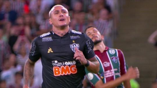 Melhores momentos: Fluminense 1 x 1 Atlético pela 33ª rodada do Brasileirão