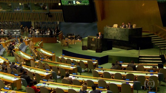 ONU organiza cúpula sobre desenvolvimento sustentável