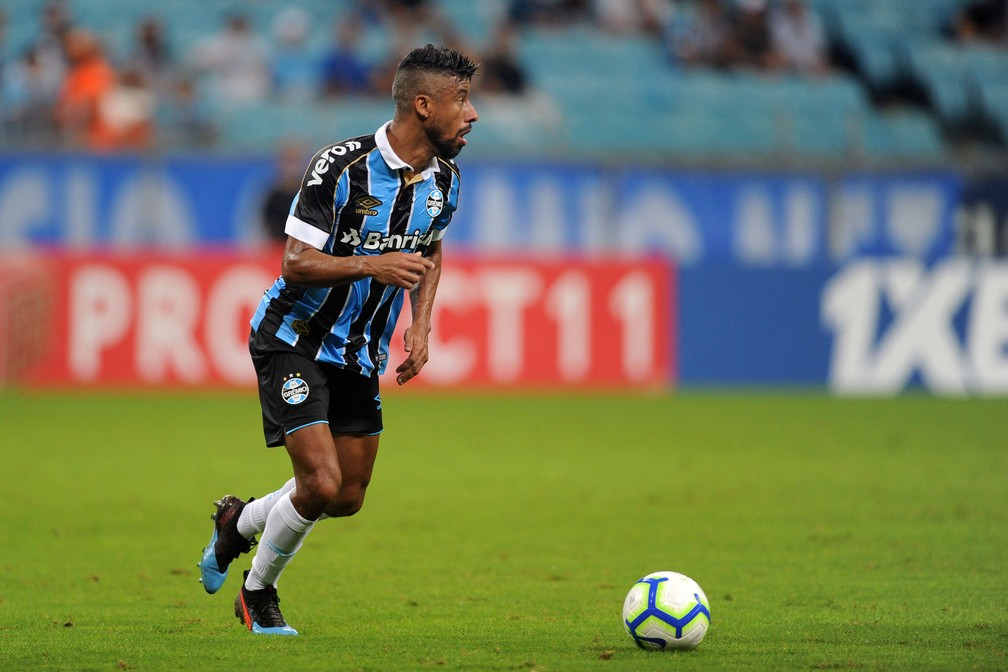 Léo Moura não pensa na aposentadoria agora aos 41 anos; Último clube foi o Grêmio em 2019 — Foto: Wesley Santos/Agência PressDigital