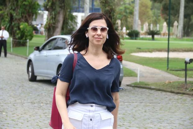 Fernanda Torres (Foto: Daniel Pinheiro/AgNews)