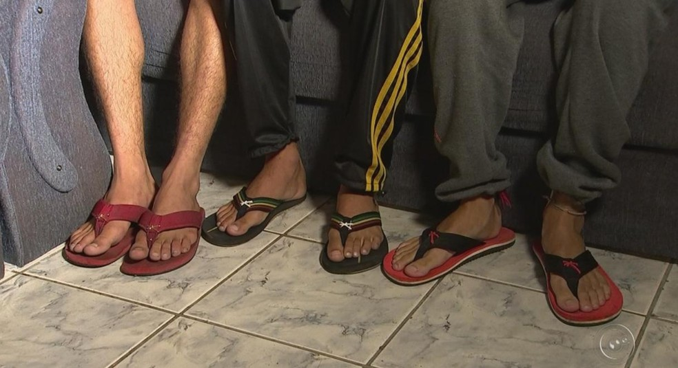 Adolescentes agredidos em Cerquilho afirmam que sofreram bullying (Foto: Reprodução/TV TEM)