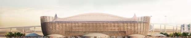 Al Rayyan Stadium (Foto: Divulgação / Comitê Supremo de Entrega e Legado)