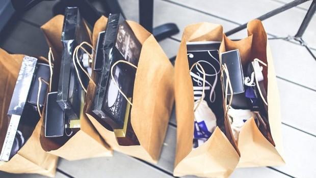 Consumo - sacolas - compras - vendas - consumidor - varejo - vendas  (Foto: Pexels)