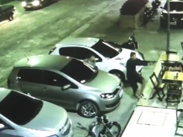 Polícia Civil prende suspeito de matar ciclista em Fortaleza (Foto: Reprodução/TV Verdes Mares)