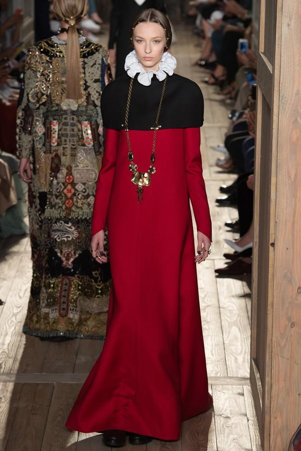 Valentino - inverno 2016 alta-costura (Foto: Vogue Runway)