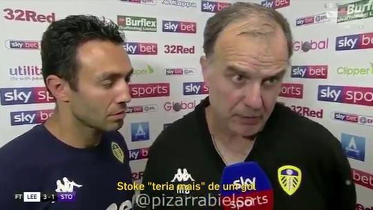 Após estreia pelo Leeds United, Marcelo Bielsa dá entrevista curiosa