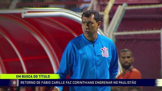 Raio X dos treinadores: bom desempenho em clássicos é trunfo de Fábio Carille