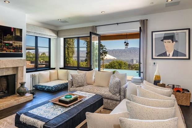 Justin Timberlake e Jessica Biel tentam vender mansão por R$ 193 milhões (Foto: Divulgação)