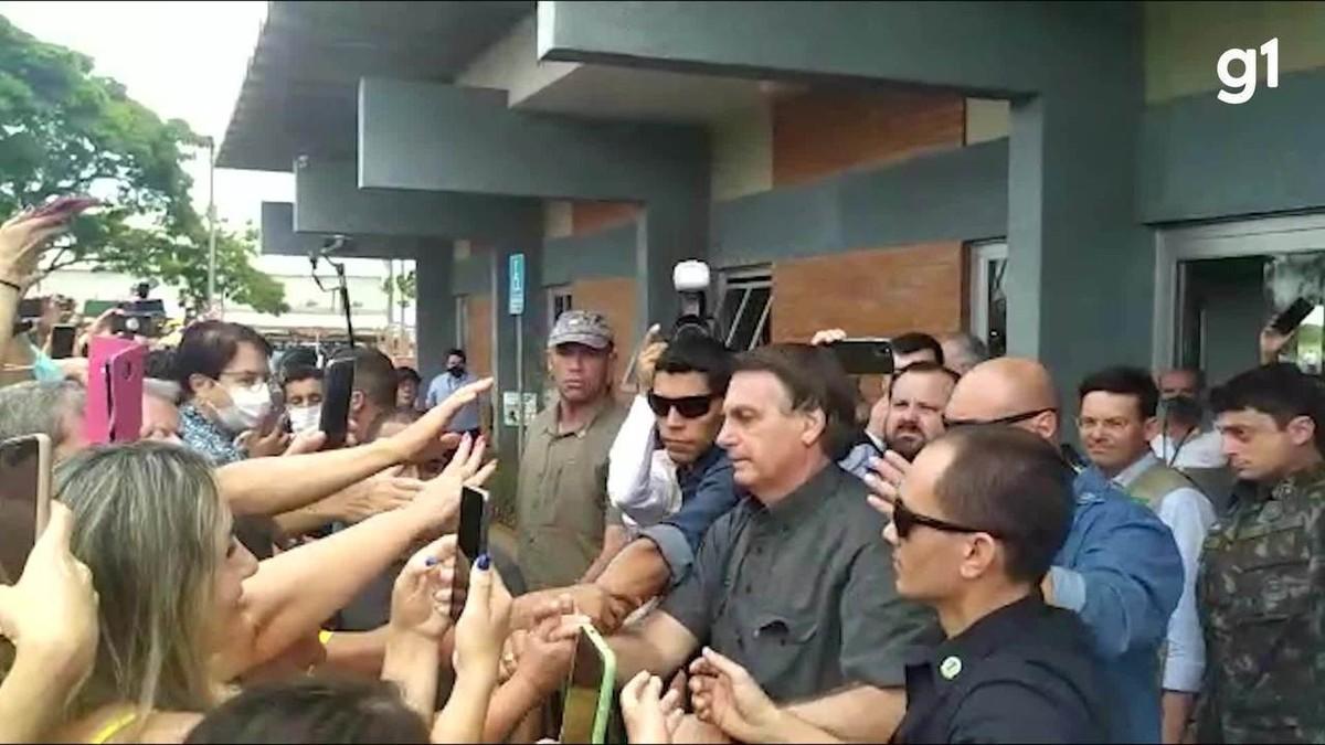 Bolsonaro diz que a prorrogação do auxílio emergencial será decidida nesta semana