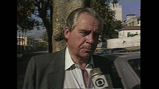 Antônio Soares Calçada, ex-presidente do Vasco é homenageado no Bem, Amigos!