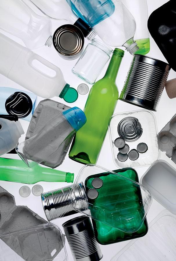 Plástico e resíduos: A melhor maneira de lidar com eles é impedir que cheguem ao meio ambiente em vez de bani-los (Foto: Getty Images)