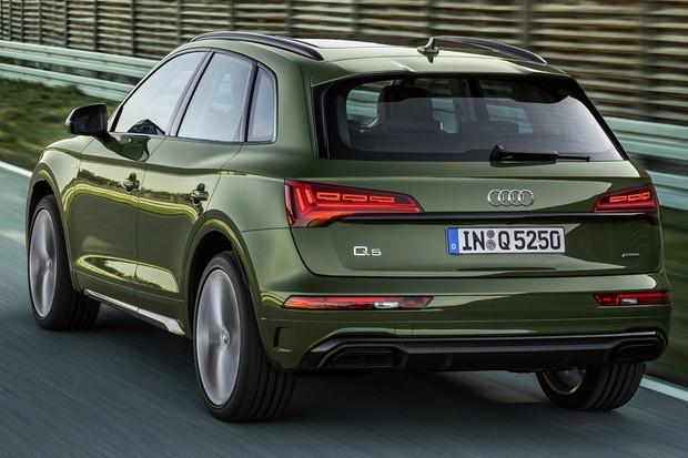 Audi Q5 2021 (Foto: Divulgação)