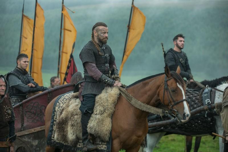 Imagem da série 'Vikings' (Foto: Divulgação)