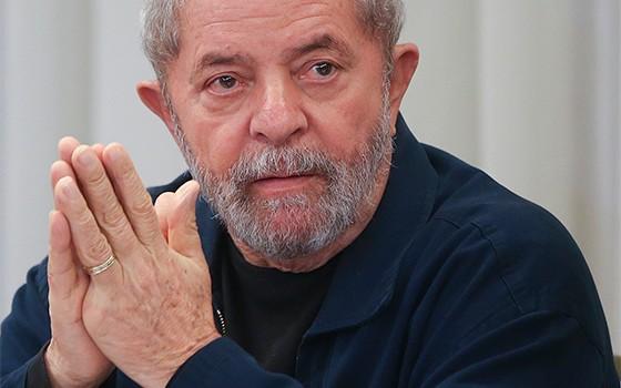 Ex-presidente Lula  (Foto: AP)