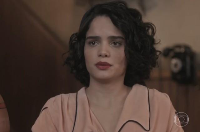 Inês (Carol Macedo) (Foto: Reprodução/TV Globo)