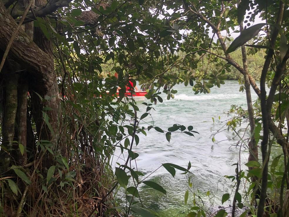 Confronto ocorreu na tarde de sábado (13) quando os policiais monitoravam uma suposta reunião de membros de uma facção criminosa na ponte do Rio Verde. — Foto: Portal Campo Novo