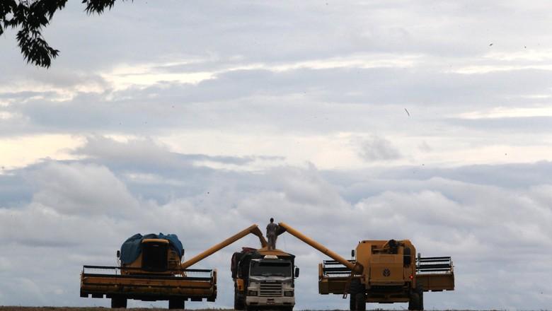 agricultura-soja-colheita (Foto: Reuters)