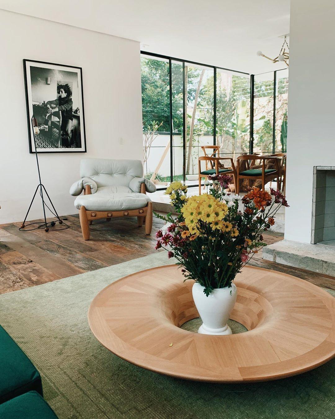 Com obras paralisadas, Shantal Verdelho mostra casa durante reforma (Foto: Instagram)