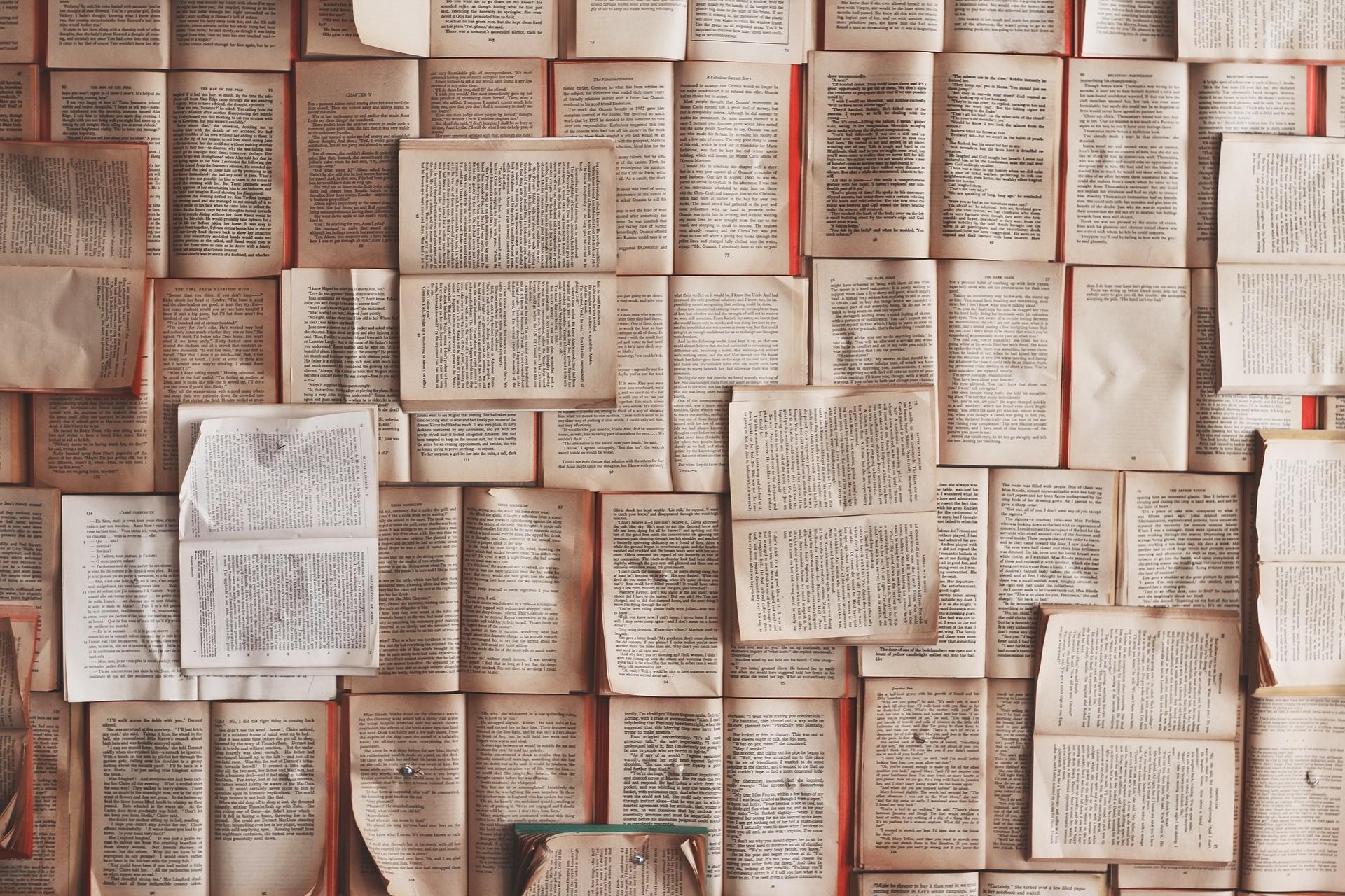 Separamos 18 obras literárias para dar de presente neste fim de ano (Foto: Pixabay)