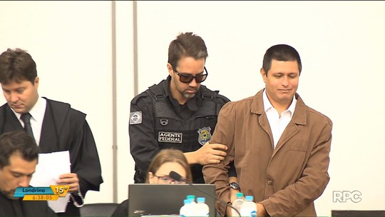 Após 14 horas de julgamento, cinco acusados por assassinatos em Londrina são condenados