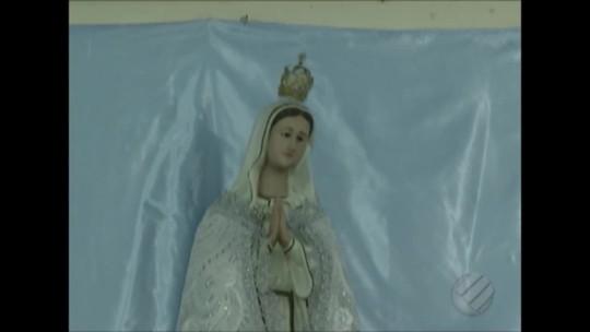 Comunidade católica de Ourém recebe réplica da imagem de Nossa Senhora de Fátima vinda de Portugal