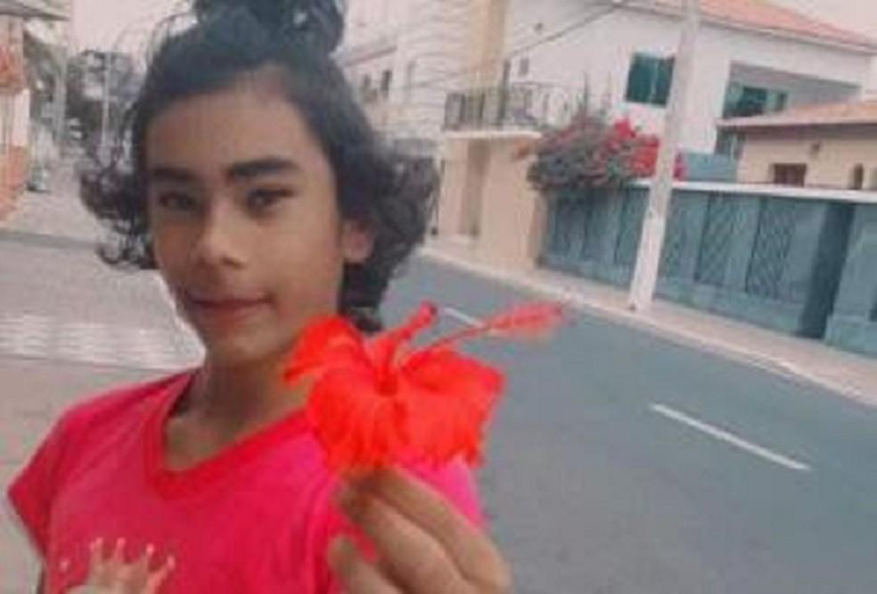 Adolescente de 13 anos foi agredida até a morte com pauladas e chute em Camocim, no Ceará — Foto: Arquivo pessoal
