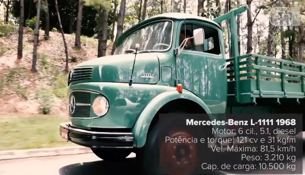 v u00cddeo como  u00e9 dirigir um caminh u00e3o de 50 anos atr u00e1s caminh u00f5es g1 2014 Mercedes Manual Mercedes Manual 2018