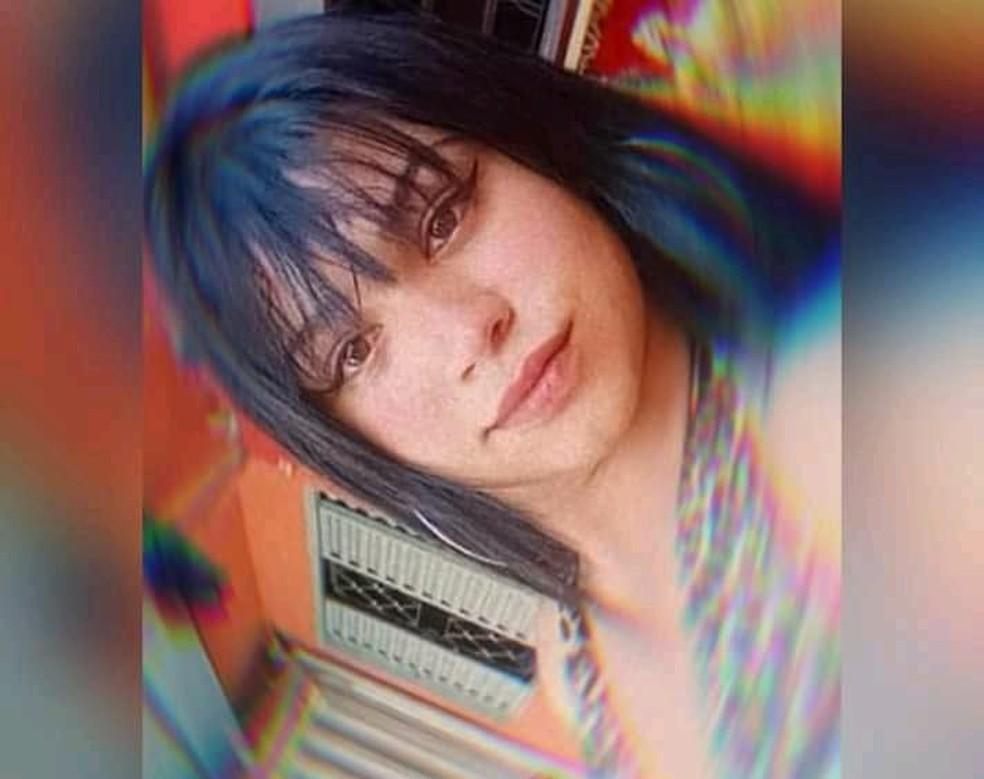 Paolla Bueno foi morta a facadas pelo ex-companheiro em Ibitinga — Foto: Arquivo pessoal