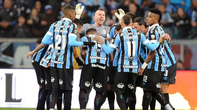 Grêmio 0 X 1 Palmeiras Taça Libertadores 2019 Quartas De Final Tempo Real Globo Esporte