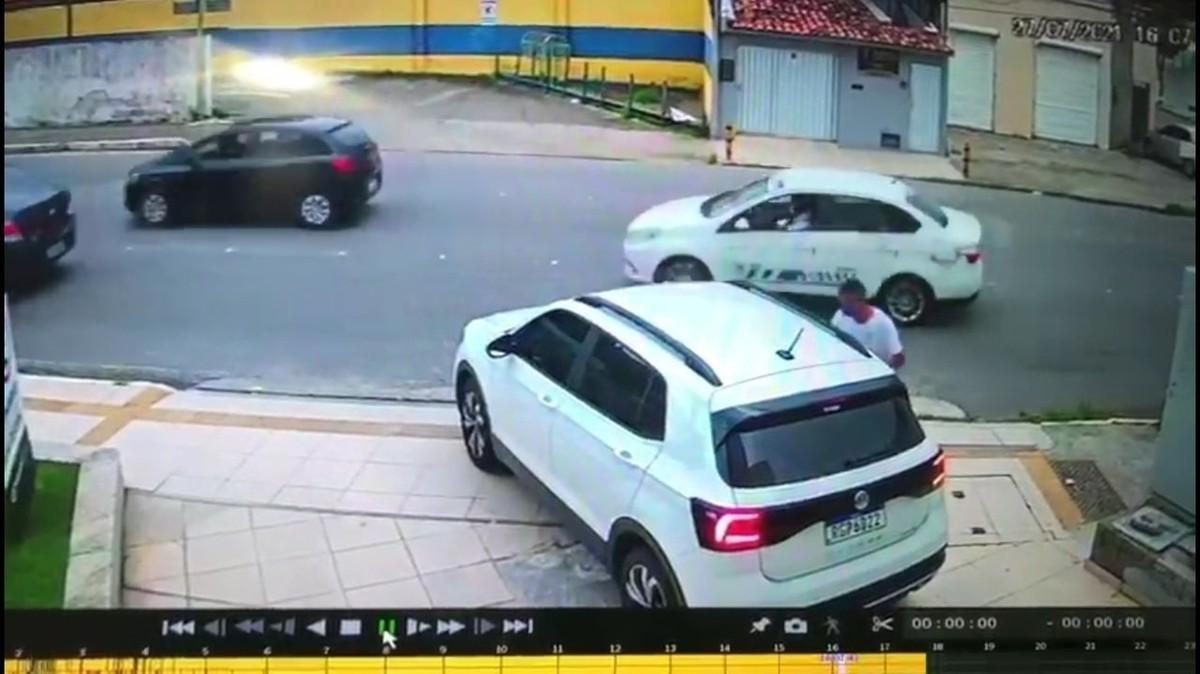 VÍDEO: Arquiteta é vítima de sequestro-relâmpago de dia em Mangabeiras, em Maceió