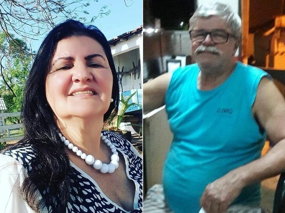 Casal morto dentro de casa no bairro Monte Castelo, em Três Rios — Foto: Reprodução/ Redes Sociais